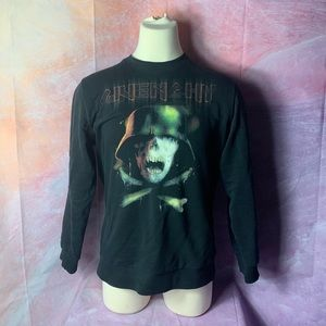 Givenchy sweater men's size Large